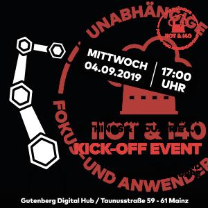 Kick-off Event: Unabhängige IIoT & I40 Fokus-und Anwendergruppe
