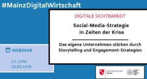 Social-Media-Strategie in Zeiten der Krise