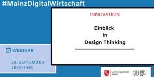 Einblick in Design Thinking