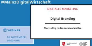 Digital Branding – Storytelling in den sozialen Medien
