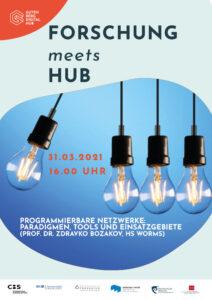 Forschung meets Hub