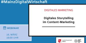 Digitales Storytelling im Content-Marketing