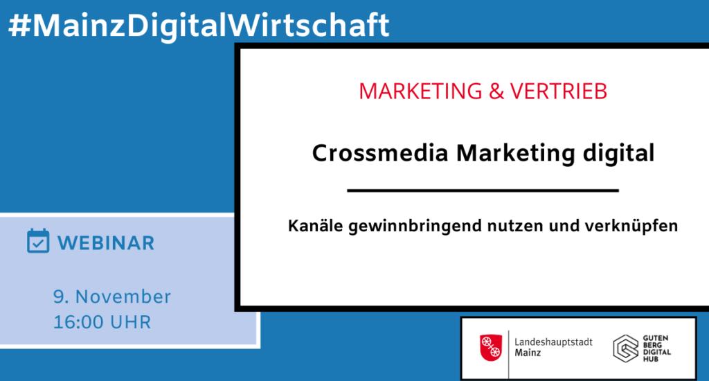 Crossmedia Marketing digital